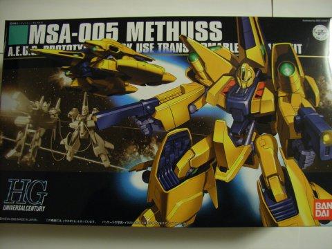 HGUC MSA-005 メタス - ガンプラ...
